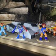 ThunderCats are on the loose.