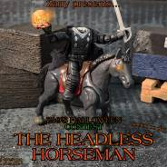 Z19's Halloween Contest - The Headless Horseman