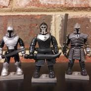 Tempests of Decay Evil Knights custom figures