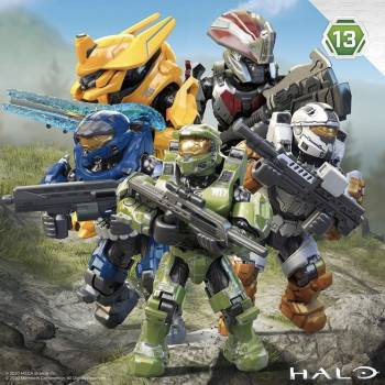 Preview: Halo Heroes Series 13!