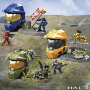 Preview: Halo Collectible Spartan Helmets!