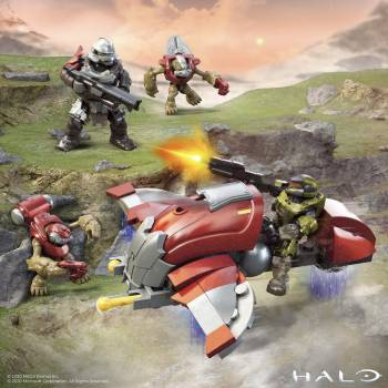 Behind the Scenes: Halo Hijacked Ghost