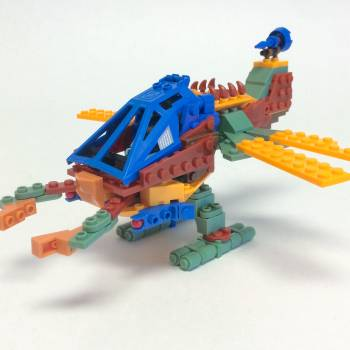 Custom Fright Fighter