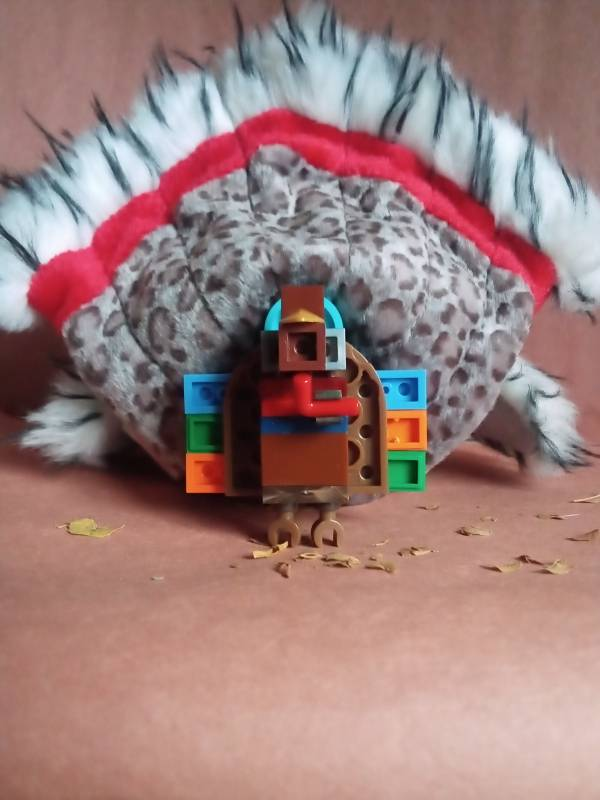 lurkey-the-turkey