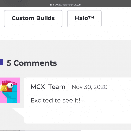 Holly crap the mcc team commented