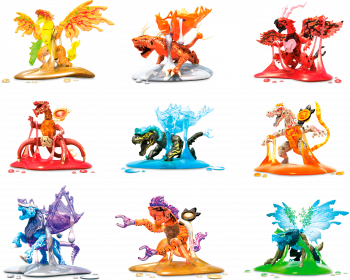 Image of Build Breakout Beasts Assortment – Series 6