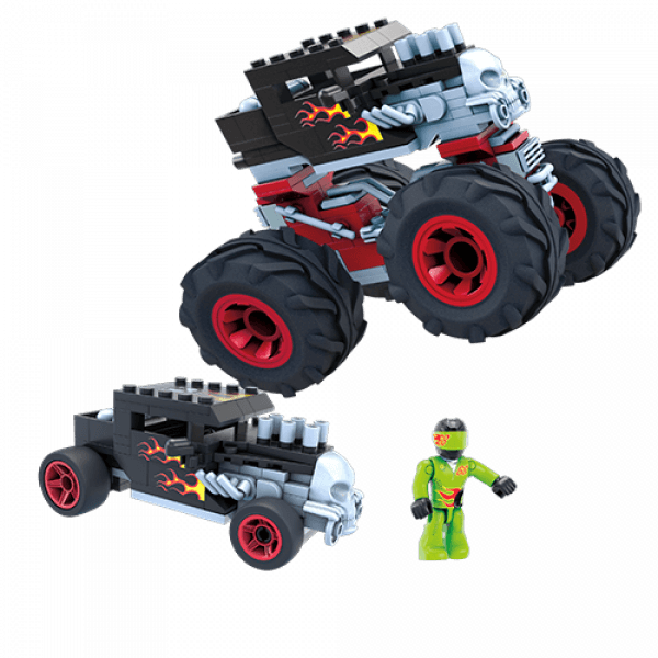 Image of Build Bone Shaker Monster Truck