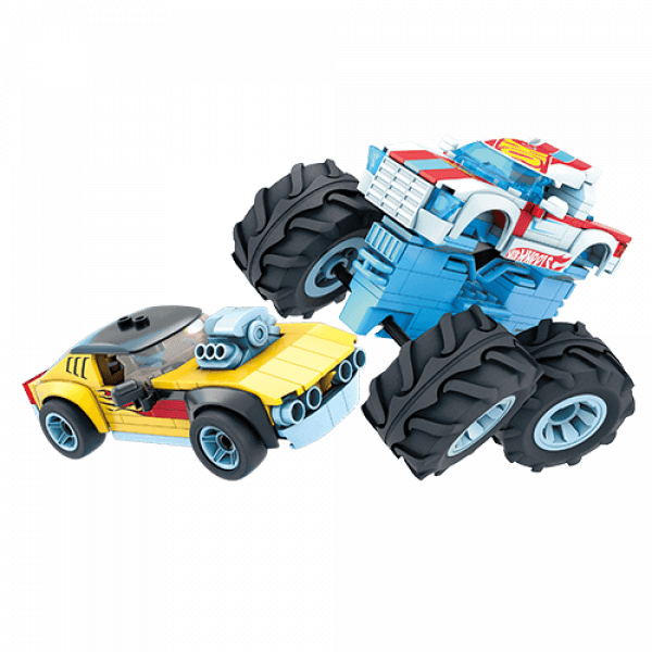 Image of Build Rodger Dodger and Hot Wheels Racing