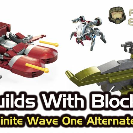 Builds with Blocks: The Alternate Builds Show