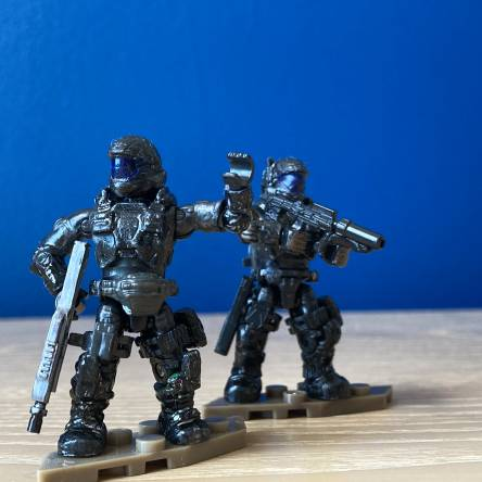 Ceta's Customs: H2A ODST