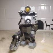 Custom Kubro Fallout T-51 Power Armor