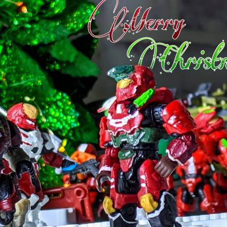 Merry Christmas, Gallery!