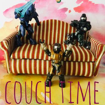 Couch time