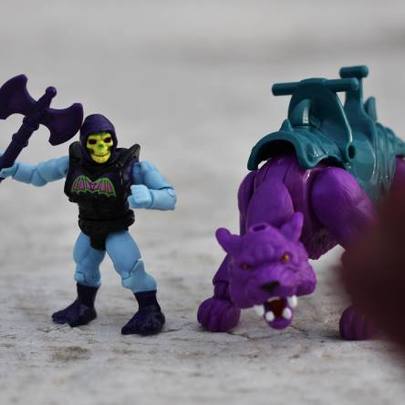 hydra the helena vs Skeletor