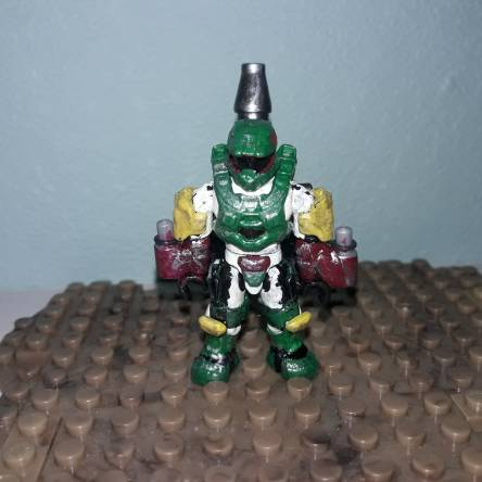 Star wars Return of the Jedi Boba Fett (color based fig and Muto's official look for Wastelanders)