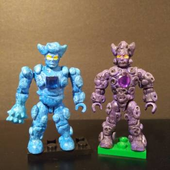 1980s Crystar The Rejects custom figures