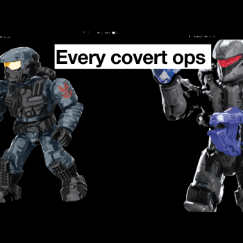 Every covert ops