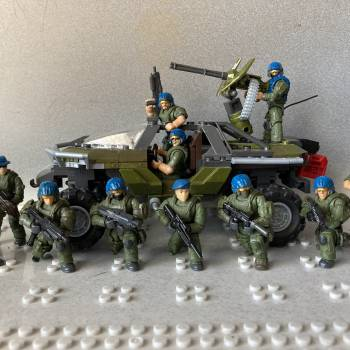 UNSC Peacekeepers