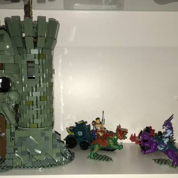 My Masters of the Universe Cellection