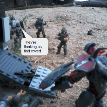 Taskforce 434 Missions: Origins: Wraith of The UNSC Part 3