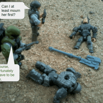 Taskforce 434 Missions: Origins: Wraith of The UNSC Part 6