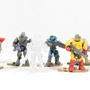 Halo Micro Action Figures - Series 13 Blindbags Review