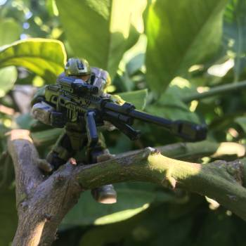 Sniper (And an explanation of my last post).