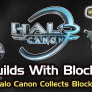Builds with Blocks: Halo Canon Collects Blocks