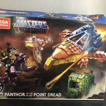 Review: Panthor at Point Dread