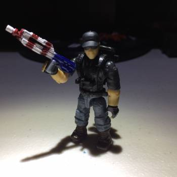 ACE'S july contest Custom Flag Weapons