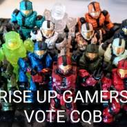 I WANT YOU, TO VOTE CQB
