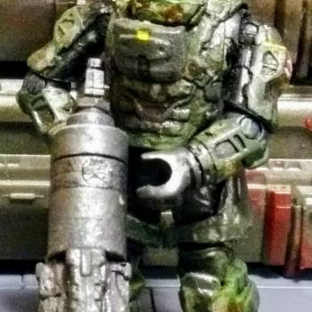 Deadspace soldier Rig.