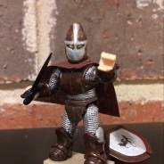 Sir Agravain Prince of Orkney Knight figure