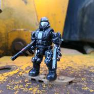 Halo Heroes style game semi-accurate ODST.